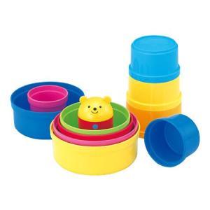 コンビ コップがさね トレーニングトイ 1歳からのおもちゃ|babytown