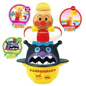 コップでジャージャー おふろであそぼう ジョイパレット アンパンマン おもちゃ