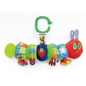 はらぺこあおむし ハンギングトイ 日本育児 おもちゃ 玩具|babytown