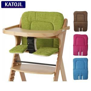 カトージ チェアクッション/国産チェアマット (当店取扱い木製チェアと同時購入のみ受付)|babytown