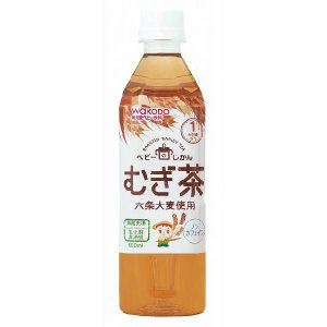 和光堂のベビーのじかん【むぎ茶】は、生後1か月頃からの赤ちゃんに安心して飲ませることができます。  ...