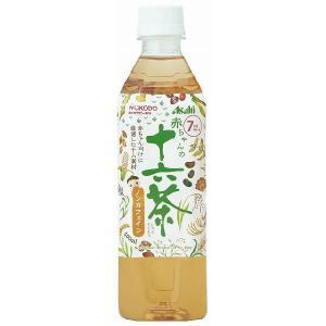 和光堂 ベビーのじかん 赤ちゃんの十六茶 500ml ペットボトル飲料 7ヵ月頃からの赤ちゃんに P...
