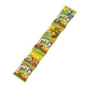緑黄色野菜入りだから、親子で楽しく、おいしく野菜に親しむことができる、コンソメ味のベジタブルおっとっ...