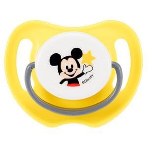 ピジョン おしゃぶり ミッキーマウス 6ヵ月以上/L やわらかいシリコーンゴム製 13356 4902508133043 babytown