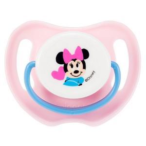 ピジョン おしゃぶり ミニーマウス 0ヵ月以上/S やわらかいシリコーンゴム製 新生児〜 13357 4902508133050 babytown
