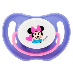 ピジョン おしゃぶり ミニーマウス 3ヵ月以上/M やわらかいシリコーンゴム製 13358 4902508133067 babytown