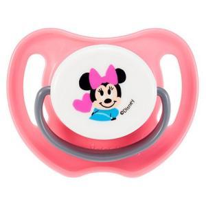 ピジョン おしゃぶり ミニーマウス 6ヵ月以上/L やわらかいシリコーンゴム製 13359 4902508133074 babytown