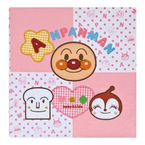 ナカバヤシ アンパンマン フエルアルバムDigio ア-LB-803-1/ピンク (ベビー・赤ちゃん・写真収納・お誕生記録・メモリー)|babytown