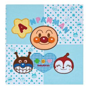 ナカバヤシ アンパンマン フエルアルバムDigio ア-LB-803-2/ブルー (ベビー・赤ちゃん・写真収納・お誕生記録・メモリー)|babytown