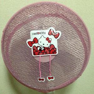 ハローキティ 扇風機カバー ピンク サンリオキャラクター FCL-KP ☆メール便対応☆|babytown