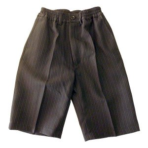 フォーマルスーツセット キッズ・ジュニア 男の子 ブラック/95〜130cm ピンストライプ 22511|babytown|05