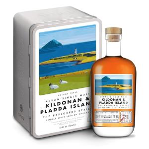 Arran kildonan pladda Island /  アラン キルドナン&プラダアイランド 21 年 50.4% bacchus-barrel