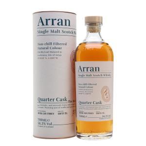 Arran Malt Quarter Cask / アラン モルト クオーターカスク 56.2% bacchus-barrel
