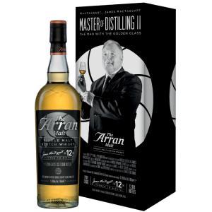 ARRAN Master of Distilling II  / アラン マスターオブディスティリングII 12年 bacchus-barrel