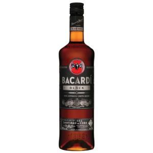 BACARDI BLACK / バカルディ ブラック 40%|bacchus-barrel