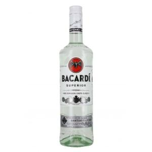 BACARDI SUPERIOR / バカルディ スペリオール (ホワイト) 40%|bacchus-barrel