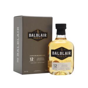 BALBLAIR 12y / バルブレア 12年 46%|bacchus-barrel