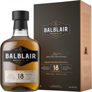 BALBLAIR 18y / バルブレア 18年 46%|bacchus-barrel