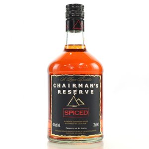 CHAIRMAINS RESERVE SPICED / チェアマンズ リザーヴ スパイスド ( 〃 ) 40%|bacchus-barrel