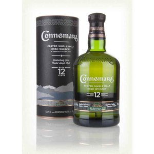 CONNEMARA PEATED MALT 12y / カネマラ 12年 40%|bacchus-barrel