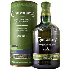 CONNEMARA PEATED SINGLE MALT / カネマラ ピーティド シングルモルト 40%|bacchus-barrel