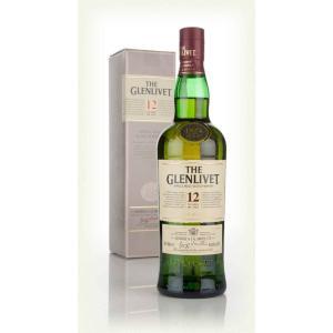 グレンリヴェット 12年 43% 750ml 旧ラベル / GLENLIVET 12yo  EX Lavel|bacchus-barrel