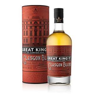 GREAT KING STREET GLASGOW / グレートキング ストリート グラスゴー 43% bacchus-barrel