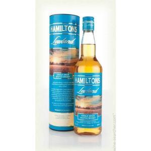 HAMILTON's LOWLAND SINGLE MALT / ハミルトン ローランド シングルモルト 40%|bacchus-barrel