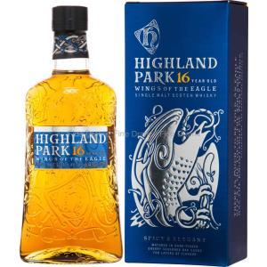 HIGHLAND PARK 16yoWing of the  Eagle 44.5% / ハイランドパーク 16年 ウィングオブザイーグル bacchus-barrel