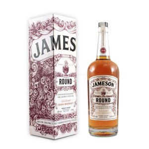 JAMESON ROUND / ジェムソン ラウンド 40%|bacchus-barrel