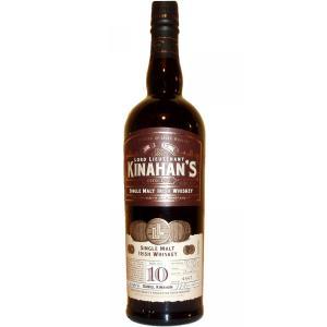 KINAHANS SINGLE MALT 10y / キナハンズ シングルモルト 10年 46%|bacchus-barrel