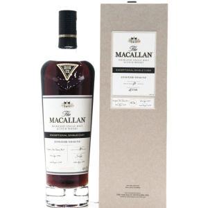 マッカラン エクセプショナル カスクシリーズ 2019/ESB-5542/02 57.6% / MACALLAN Macallan Exceptional Cask Series 2019/ESB-5542/02|bacchus-barrel