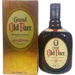 OLD PARR 12y / オールドパー 12年  1L 40% bacchus-barrel
