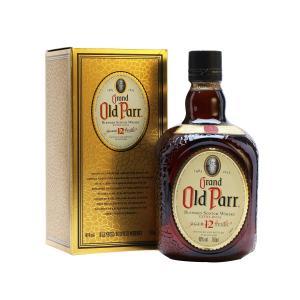 OLD PARR 12y / オールドパー 12年 750ml (箱付き) 40% bacchus-barrel