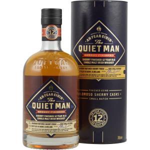 QUIET MAN SINGLE MALT 12y / クワイエット マン シングルモルト 12年 40%|bacchus-barrel