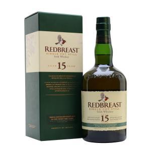 REDBREAST 15y / レッドブレスト 15年 46% bacchus-barrel