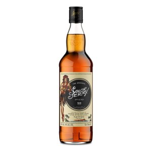 SAILOR JERRY SPICED RUM / セイラージェリー スパイスド 700ml 40%|bacchus-barrel