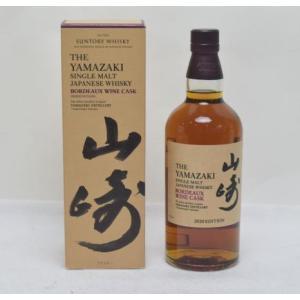 山崎ボルドーワインカスク2020 48%  / SUNTORY YAMAZAKI  BORDEAUX WINE CASK 48% 2020|bacchus-barrel