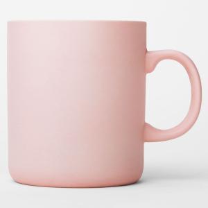 【2500円以上で送料無料】マグカップ Perrocaliente ビスク 素焼き ペロカリエンテ BISQUE ピンク back