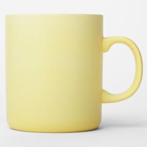 【2500円以上で送料無料】マグカップ Perrocaliente ビスク 素焼き ペロカリエンテ BISQUE イエロー back