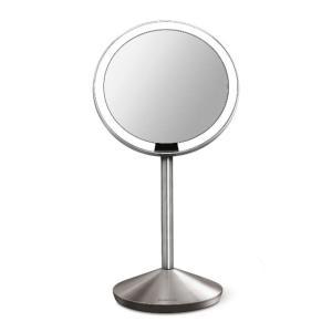 拡大鏡 シンプルヒューマン ミニセンサーミラー 10倍拡大鏡 simplehuman ST3004 back