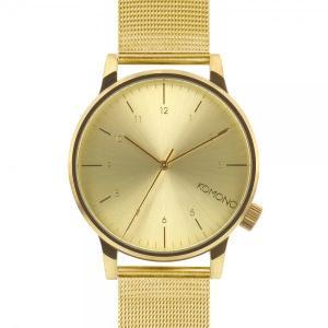 腕時計 KOMONO ウィンストン ロイヤル ウォッチ コモノ WINSTON ROYALE ジルコニウム back