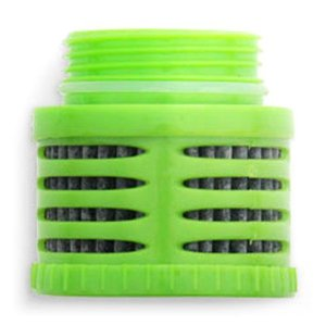 【2500円以上で送料無料】ろ過機能付きボトル OKO 交換用フィルター オコ Filter Level2 アース グリーン|back