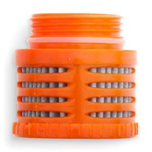 【2500円以上で送料無料】ろ過機能付きボトル OKO 交換用フィルター オコ Filter Level2 サン オレンジ|back