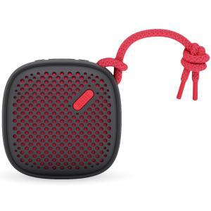 ポータブルスピーカー NudeAudio ムーヴ Sサイズ ブルートゥース ヌードオーディオ Move S Bluetooth チャコール/コーラル|back