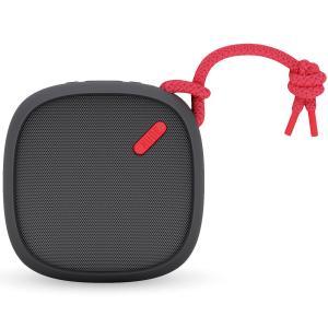 ポータブルスピーカー NudeAudio ムーヴ Mサイズ ブルートゥース ヌードオーディオ Move M Bluetooth チャコール/コーラル|back