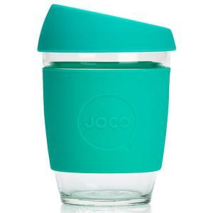 タンブラー JOCO ジョコカップ 360ml 耐熱ガラス ジョコ JOCO Cup 12oz ミント|back