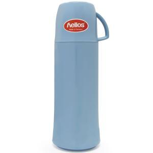 水筒 helios エレガンス 750ml 魔法瓶 ヘリオス Elegance アイスブルー|back
