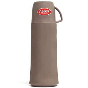 水筒 helios エレガンス 750ml 魔法瓶 ヘリオス Elegance ウォームグレイ|back
