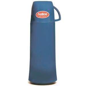水筒 helios エレガンス 750ml 魔法瓶 ヘリオス Elegance ブルー|back